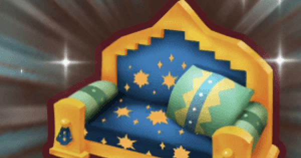 星月夜のソファのレシピ情報