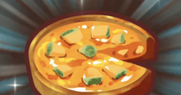 ハニーキッシュのレシピ情報