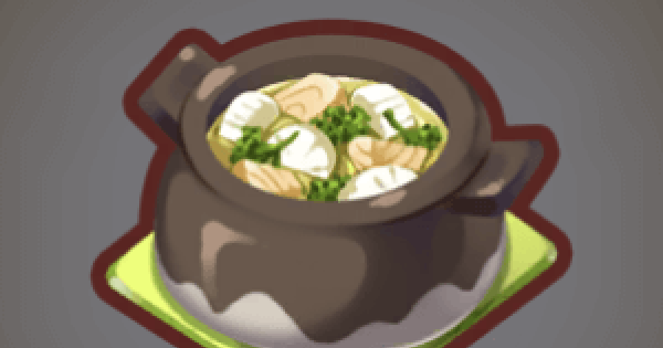 さかなのスープのレシピ情報