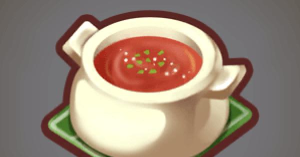 トマトスープのレシピ情報