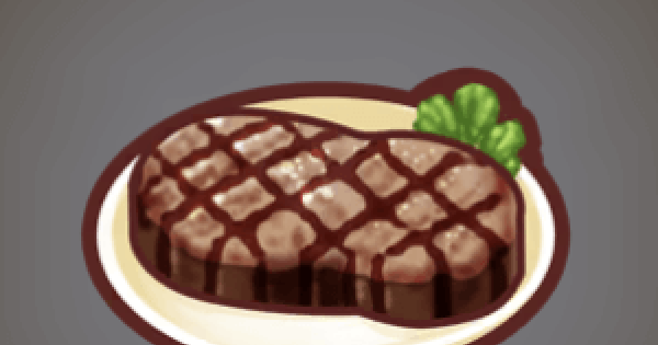 ステーキのレシピ情報