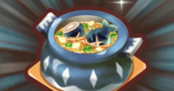ブラックスープのレシピ情報