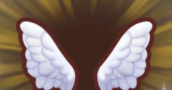 天使のはねの入手方法と強化素材