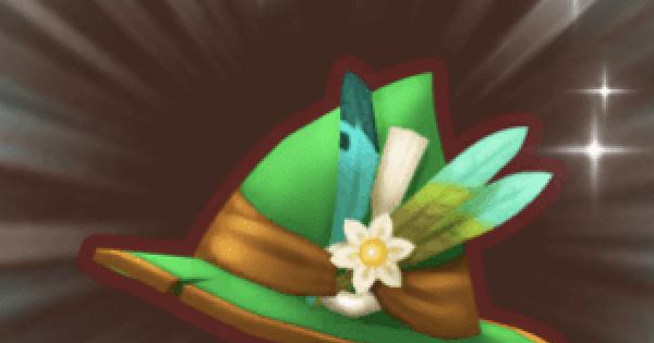 草原の剣士ハットの入手方法と強化素材