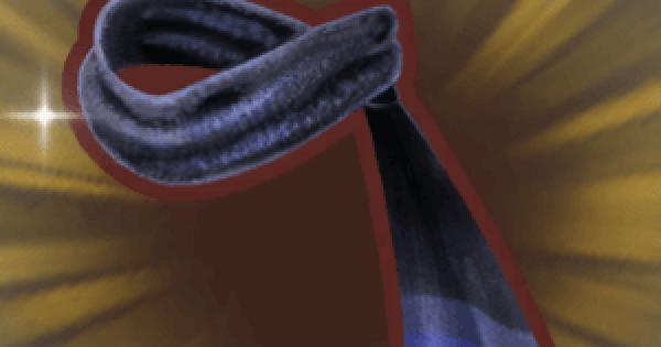 黒竜マフラーの入手方法と強化素材