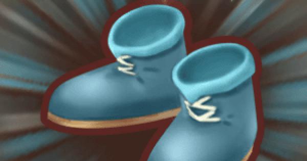 風来の剣士ブーツの入手方法と強化素材