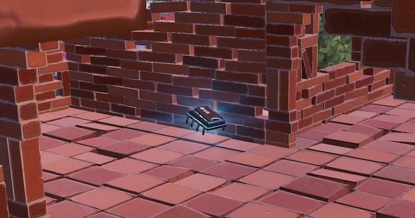 「石でできたブタの建築物の中から見つかる」フォートバイト攻略