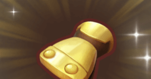 探掘王のグローブの入手方法と強化素材