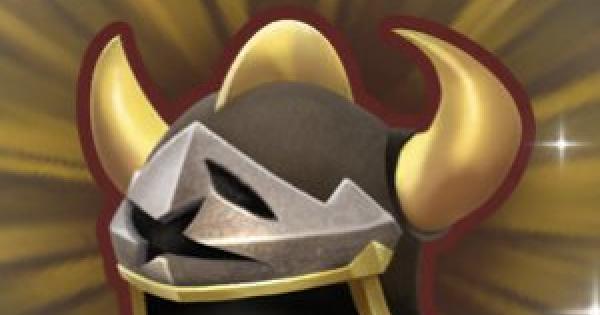武神のヘルムの入手方法と強化素材