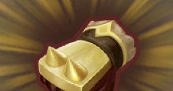 武神のグローブの入手方法と強化素材