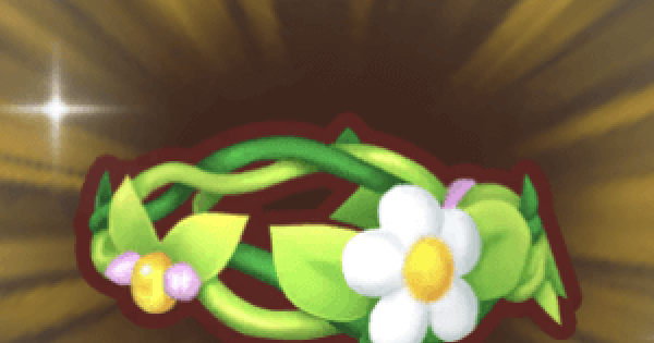 レルナの花冠の入手方法と強化素材