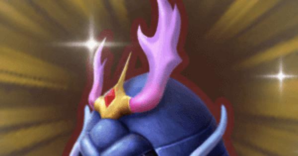 軍神の大兜の入手方法と強化素材