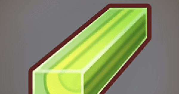 緑デク角材のレシピ情報