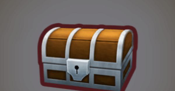 宝箱のレシピ情報