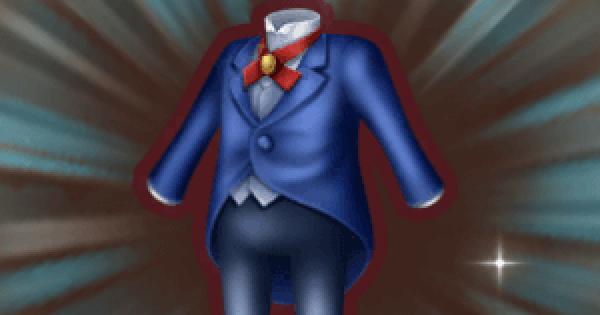 執事のスーツのレシピ情報