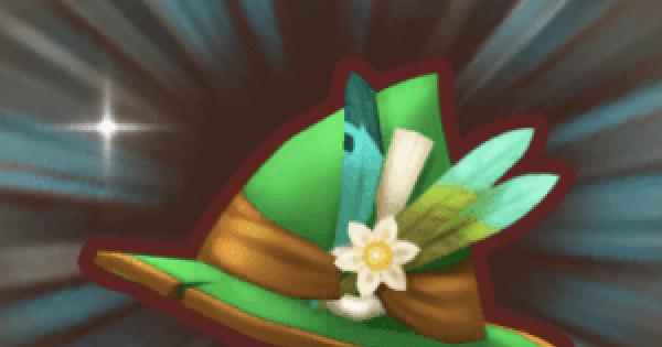 草原の剣士ハットのレシピ情報