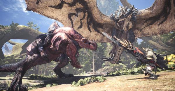 調査(蛮顎竜、蒼火竜)の攻略と出現モンスター