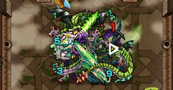 覇者の塔【18階】攻略と適正キャラランキング
