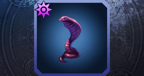 魔蛇の彫像の詳細と作成に必要な素材