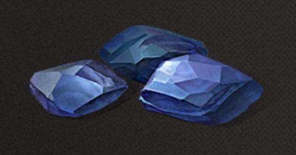 藍晶石の入手方法と使い道