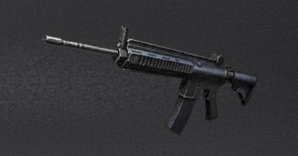 M416の性能と製作材料