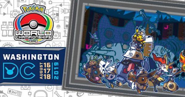 世界大会でトレーナーバトルのエキシビジョントーナメント開催!