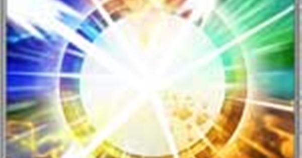 霊光明鏡の性能 | 奥義