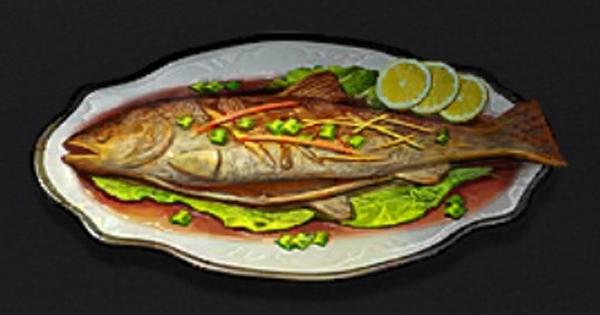 焼き魚(サケ)の詳細情報