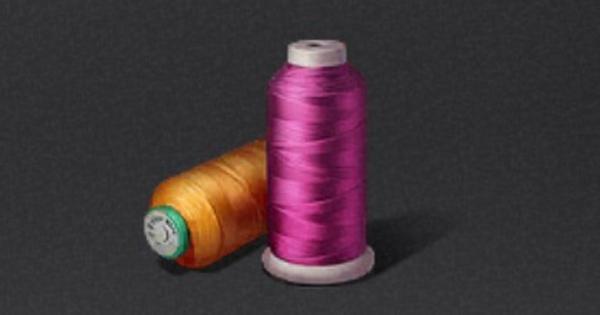 縫い糸 防具の半製品