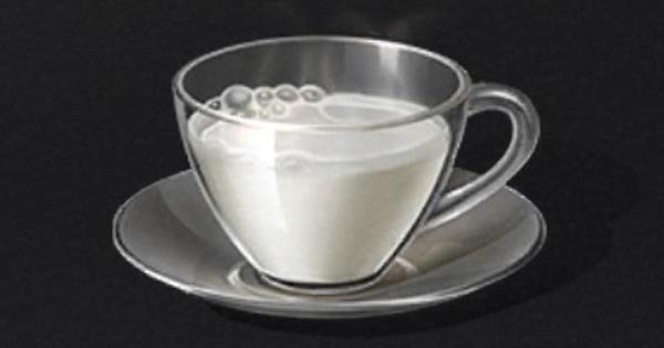 ホットミルクの詳細情報
