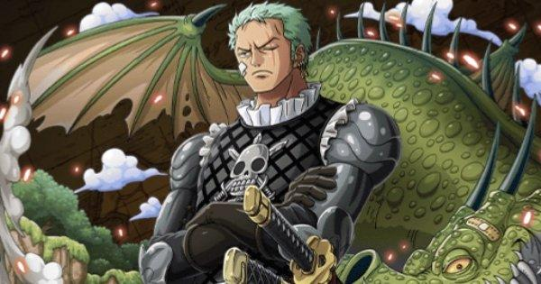 ゾロ(レアガチャ限定/鎖帷子の三刀流剣士)の評価