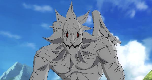グラクロ灰色魔神