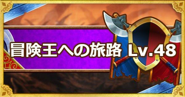 「冒険王への旅路レベル48」ラプソーン・マデュラーシャ攻略!