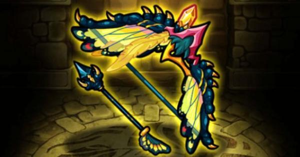 虹輝龍の彩雷弓の性能と入手方法