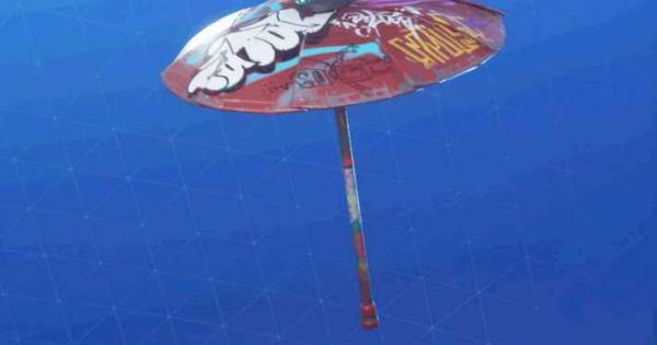 傘(グライダー)「グラフィティアンブレラ」の情報