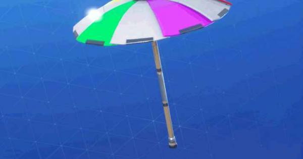 傘(グライダー)「ビーチパラソル」の情報