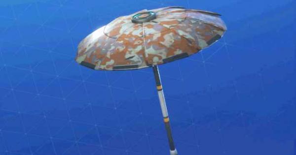 傘(グライダー)「ファウンダーアンブレラ」の情報