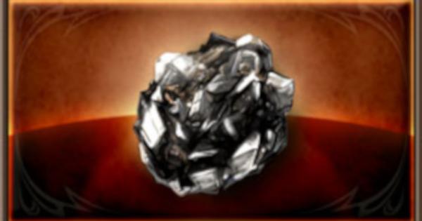 『鉄鉱石』の入手方法/集め方と周回場所