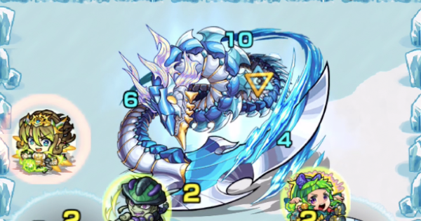 秋刀竜〈サンマ/秋刀魚〉【究極】攻略の適正キャラランキング