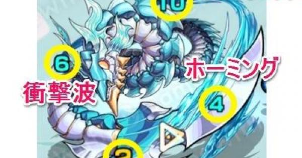 秋刀竜〈サンマ/秋刀魚〉【極】攻略の適正キャラ