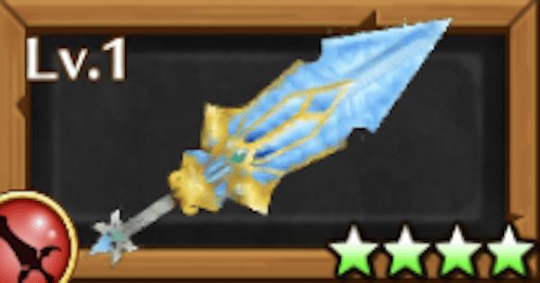 クルージーン/ダグラスモチーフ(剣)の評価