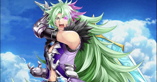 ダグラス(剣/ヒーロー)の評価とおすすめ武器   神気解放