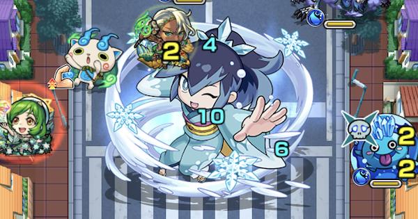 ふぶき姫【究極】攻略と適正ランキング 妖怪ウォッチコラボ