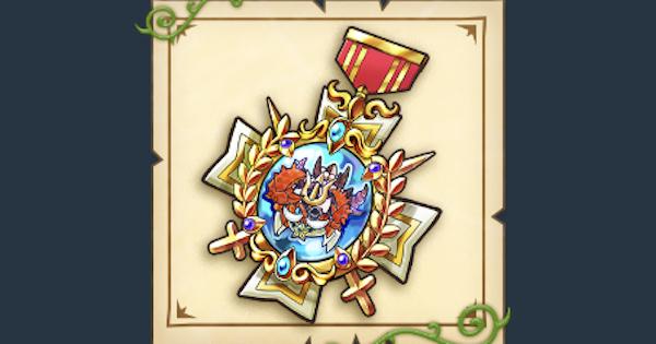キングシザーズの勲章の効果とおすすめの組み合わせ