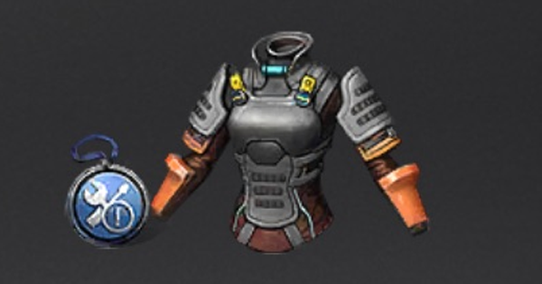 クールオレンジ武装の性能と製作材料