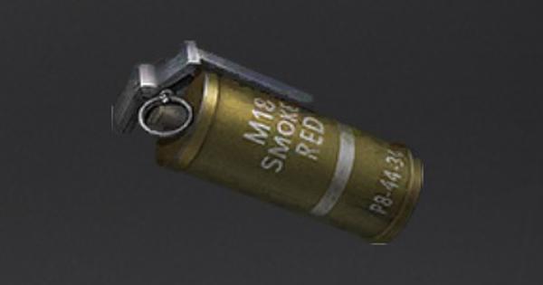 発煙弾の製作材料