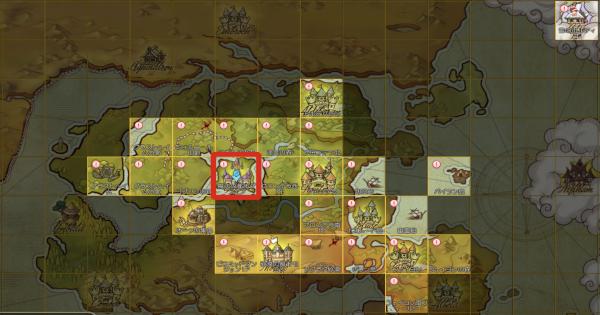魔法の都市ゲフェンへの行き方と解放できる機能