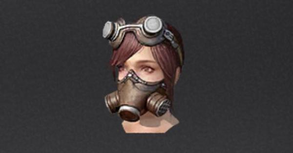 パンクマスクの性能と製作材料