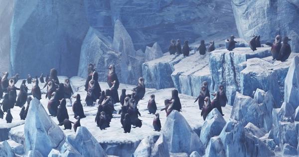 キブクレペンギンの居場所と最大金冠サイズの周回方法