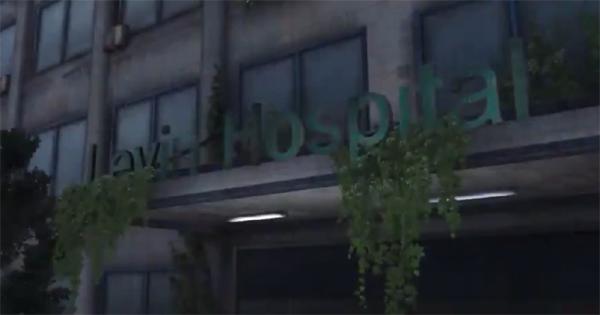 新マップレイヴン市病院の様子が公開!新型感染者が院内に登場